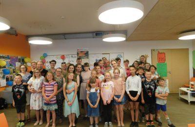 Obchody Dnia Matki i Ojca w Świetlicy środowiskowej Zduńskowolskie Centrum Integracji