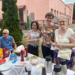 Uczestnicy pikniku