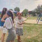 Zabawa na pikniku