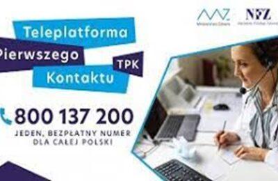 Teleplatforma Pierwszego Kontaktu (TPK)